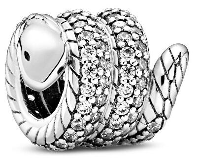 Stříbrný korálek Had 799099C01