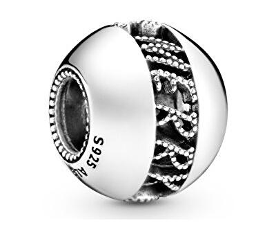 Stříbrný korálek Marry Christmas 798607C00
