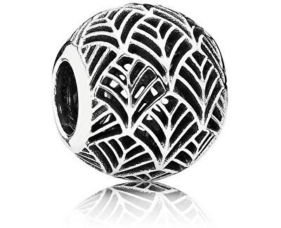 Stříbrný korálek Palmový list 791543