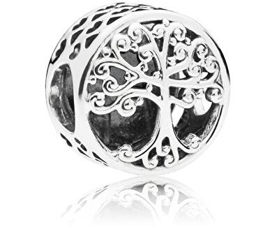 Stříbrný korálek Rodinné kořeny 797590
