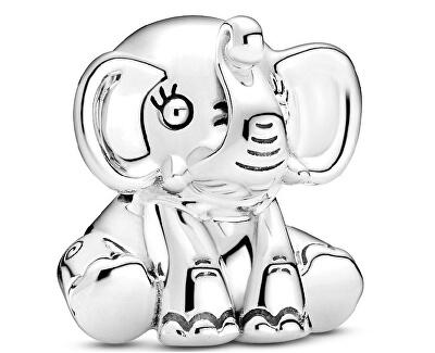 Stříbrný korálek Slon 799088C00