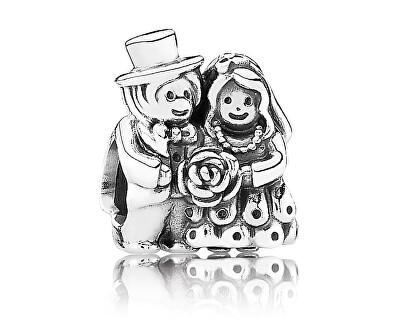 Pandora Stříbrný korálek Svatebčané 791116