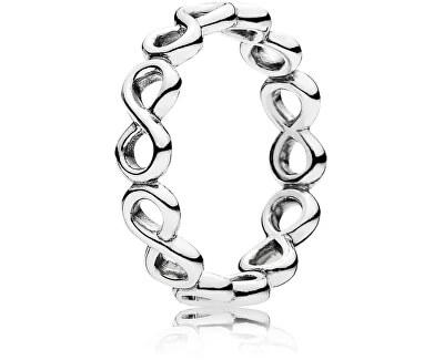 Stříbrný prsten Nekonečno 190994