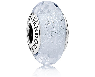 Pandora Světle modrý skleněný korálek 791656