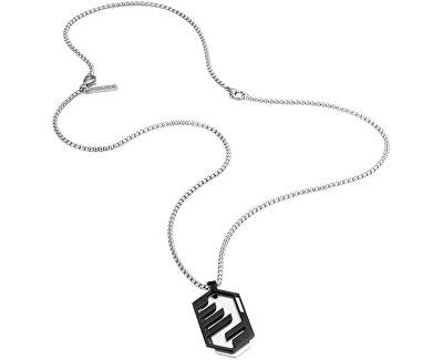 Pánský náhrdelník Newton PJ26285PSSB/02