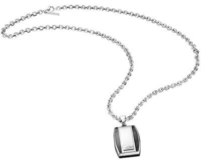 Pánský náhrdelník Player PJ26039PSS/01
