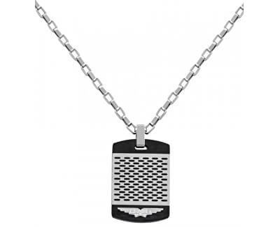 Pánský náhrdelník Pozas PJ26468PSS/01