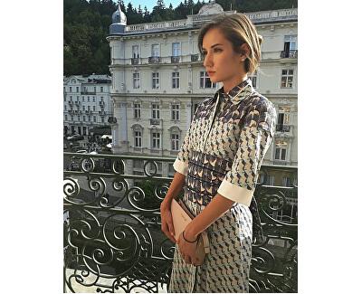 Náušnice Preciosa na 53. ročníku filmového festivalu v Karlových Varech zdobily herečku Elišku Křenkovou.