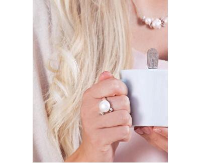 Perlový prsten Cleopatra`s Secret 5208 00