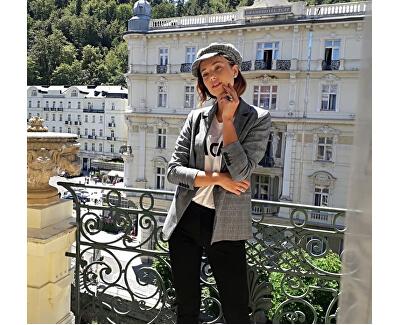 Prsten Preciosa na 53. ročníku filmového festivalu v Karlových Varech zdobil herečku Leu Šteflíčkovou.