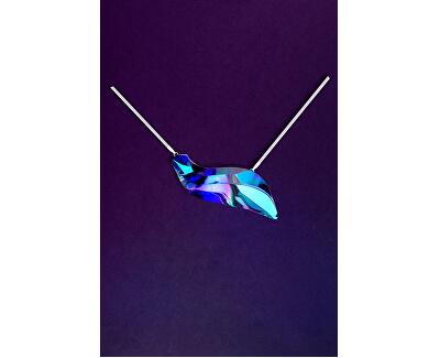 Extravagantní ocelový náhrdelník Delphinus 7336 46