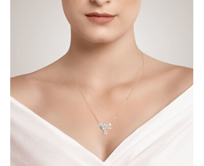 Krásný náhrdelník Kolibřík Gentle Gem 5290 00