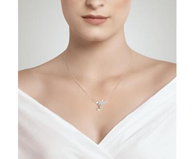 Krásný náhrdelník Kolibřík Perfect Gem 5291 00