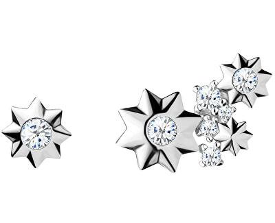 Asymetrické hvězdičkové náušnice Orion 5274 00L