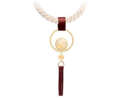 Provazový náhrdelník Mays 7355Y50