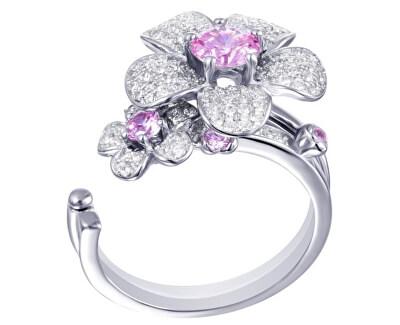 Květinový prsten Clematis 5224 69