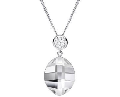 Náhrdelník Hana s čirými krystaly 6098 00