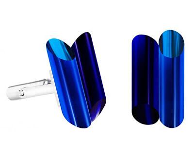 Butoni din oțel cu cristale de neon Colectia de Veronica 70 7307