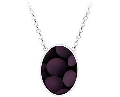 Ocelový náhrdelník Delicia 7367 20