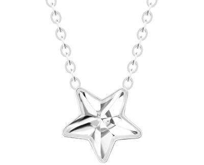 Ocelový náhrdelník s hvězdičkou Virgo 7342 00