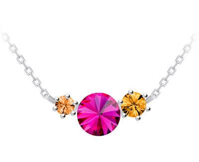Stříbrný náhrdelník Aronie 6138 55