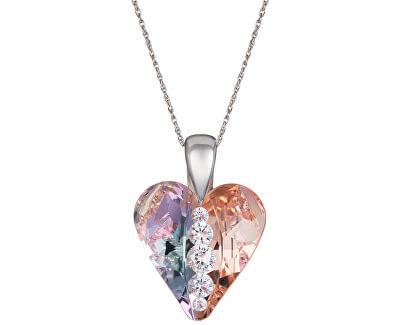 Preciosa Stříbrný náhrdelník Love Heart 6873 70