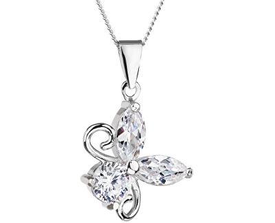 Csodálatos 5068 00 ezüst medál nyaklánc