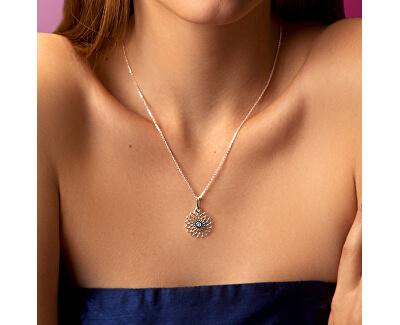 Kouzelný stříbrný náhrdelník Filia KO6004_BR030_45_A_RH  (řetízek, přívěsek)