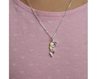 Krásný dívčí náhrdelník Mořská víla KO8086_BR030_40_RH  (řetízek, přívěsek)