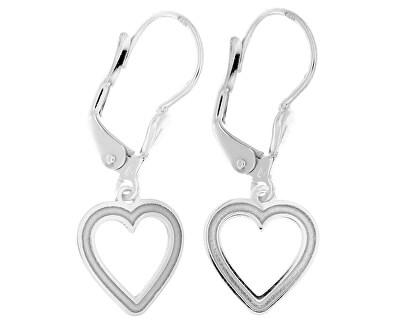 Romantické stříbrné náušnice Lovela NA6064_RH