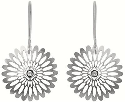 Stříbrné náušnice Shining Blossom NA0517JP_RH