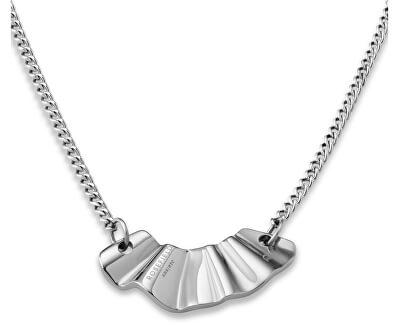 Dámský ocelový náhrdelník Liquid BLWNG-J200
