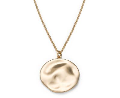 Pozlátený oceľový náhrdelník Iggy JTXCG-J078