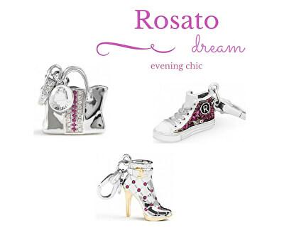 Stříbrný přívěsek My Shoes RSH009
