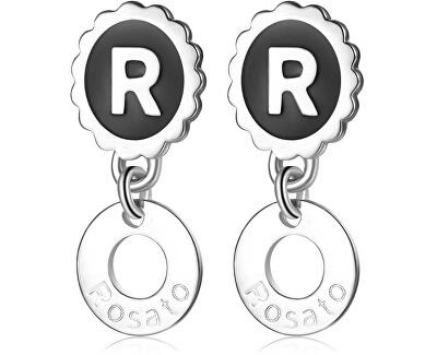 Stříbrné náušnice Orecchini REA02