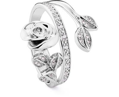 Stříbrný prsten Messaggi RMH32
