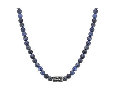 Midnight Blue Bead nyaklánc RR-NL014-S-70