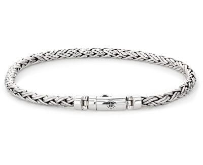 Proplétaný stříbrný náramek Athena RR-BR017-S-S