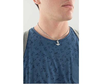 Pánský náhrdelník s kotvou Harbour SHR02