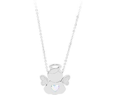 Ocelový náhrdelník Angels SNG04