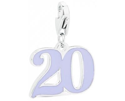 """Přívěsek Happy """"20"""" SHA78"""