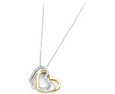 S`Agapõ Romantic colier Triniheart STH02