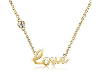 Romantický náhrdelník Write SWT02
