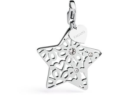 Romantický prívesok Happy Veľká hviezda SHA161