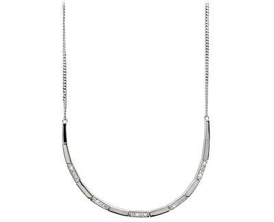 Silver Cat Strieborný náhrdelník so zirkónmi SC225