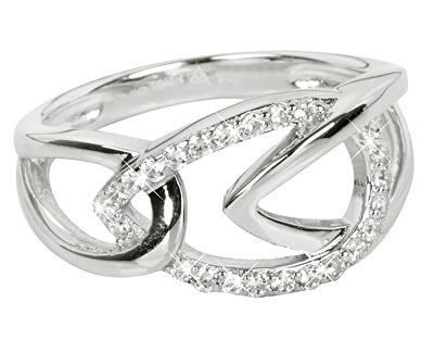 Silver Cat Strieborný prsteň so zirkónmi SC192