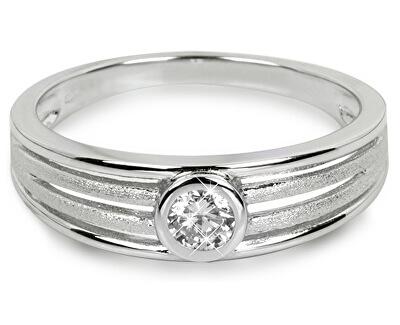 Silver Cat Strieborný prsteň so zirkónmi SC209