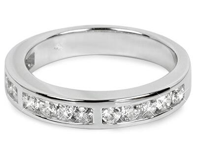 Silver Cat Strieborný prsteň so zirkónmi SC224
