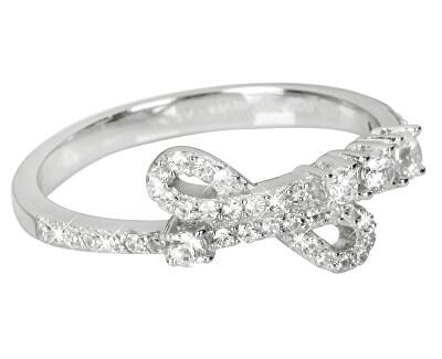 Silver Cat Strieborný prsteň so zirkónmi SC236