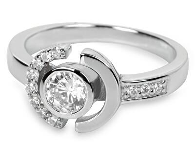 Inel din argint cu cristale SC079